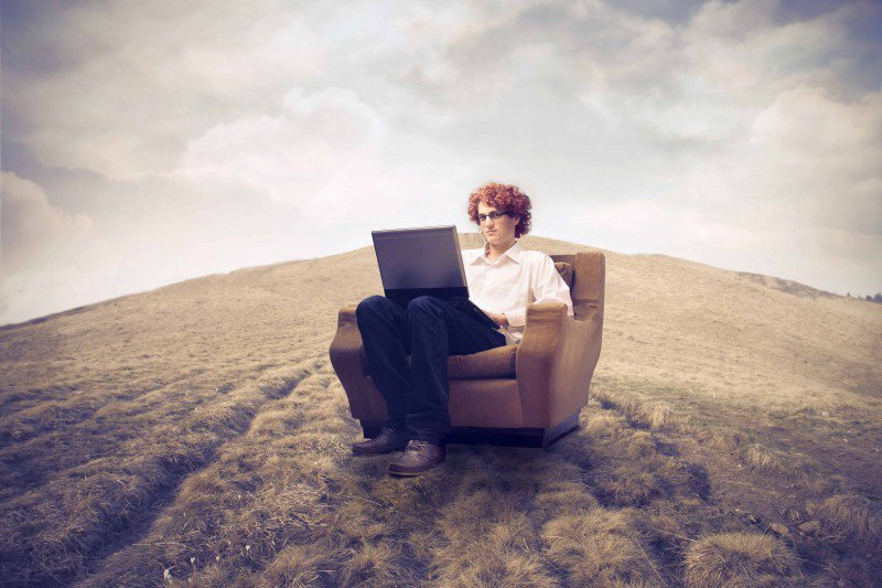 Quem quer ter o próprio negócio online?